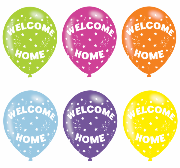 Welcome Home Assorted Colours 11